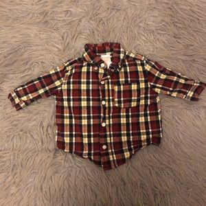 Baby Boy Shirt Size 3-6 Months from Gymboree